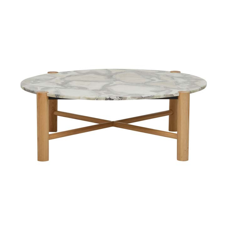Artie Coffee Table Picasso Marble