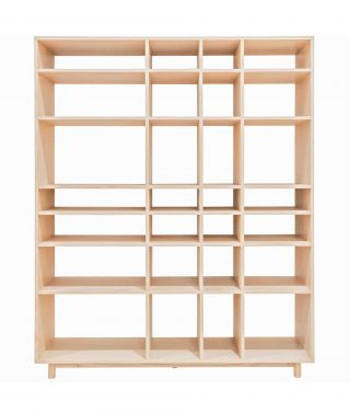 Mindi tall bookcase