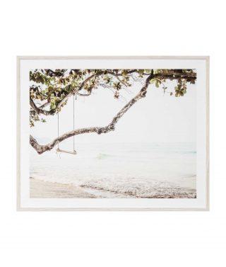 Ocean swing print