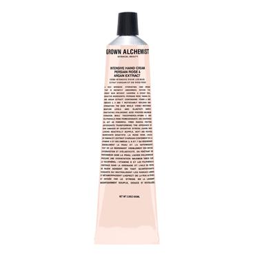 Grown Alchemist Intensive Hand Cream: Persian Rose & Argan Extract – 65mL
