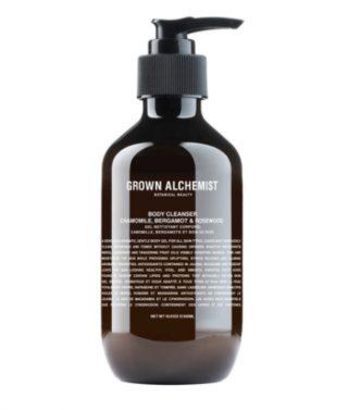 Grown Alchemist Body Cleanser: Chamomile, Bergamot & Rosewood – 500mL