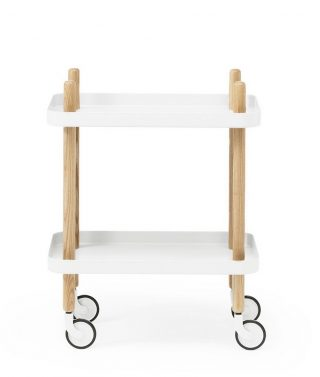 Block Trolley Table