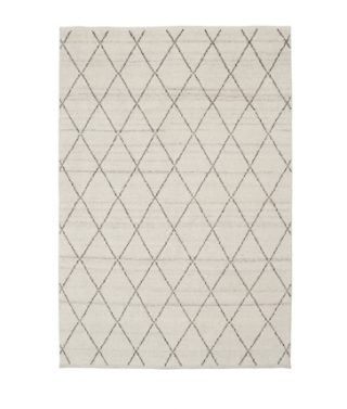 berber knot atlas Rug – natural