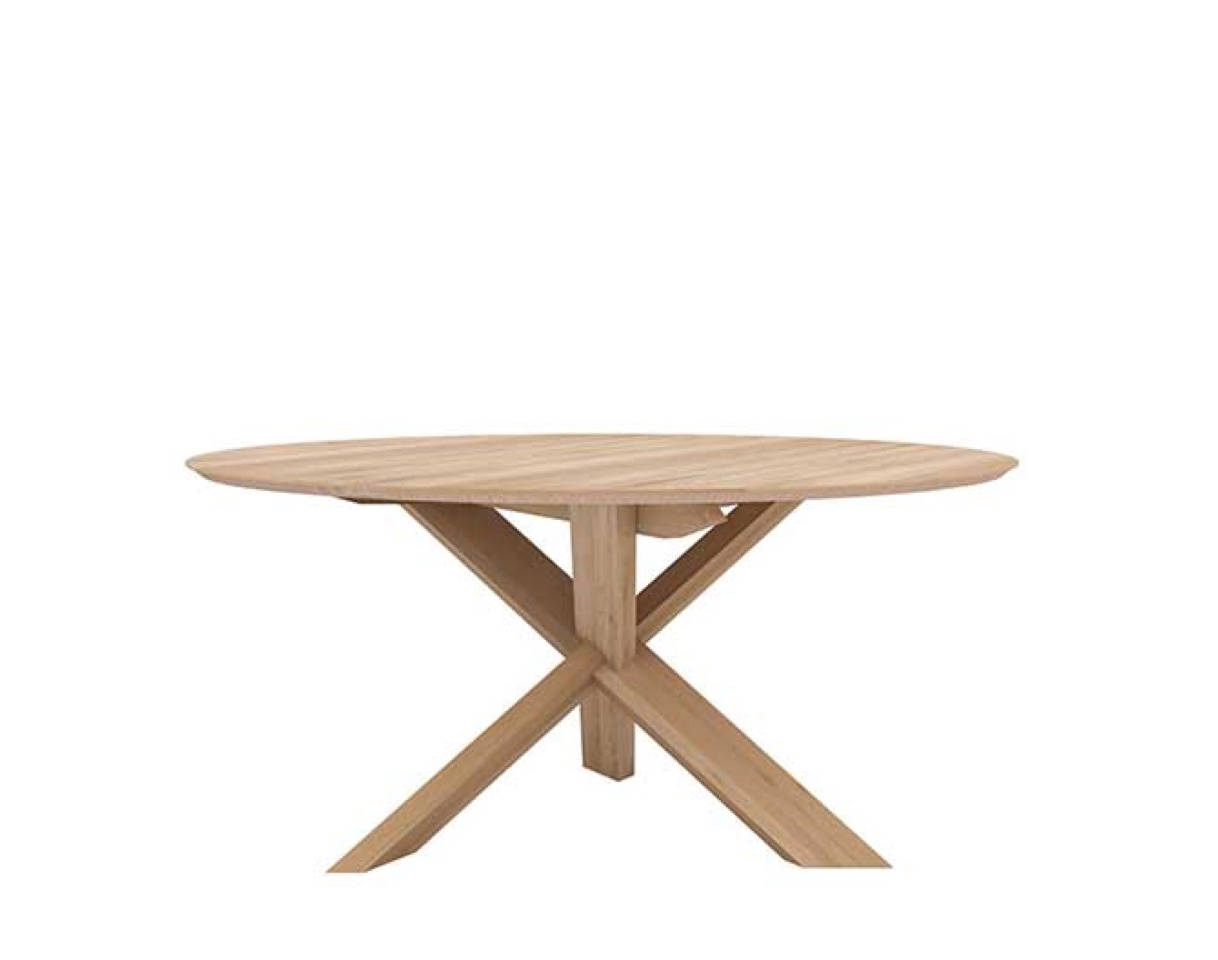 Exceptionnel Round Oak Dining Table Round Oak Dining Table ...