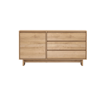 sideboard 1 door 3 drawers