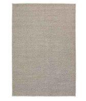 Herringbone Weave Rug – Limestone/Charcoal