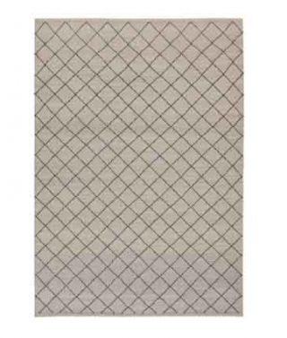 Twine Weave Rug – Granite/Charcoal