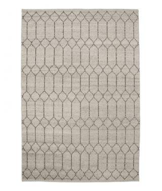 berber knot rug – tangier