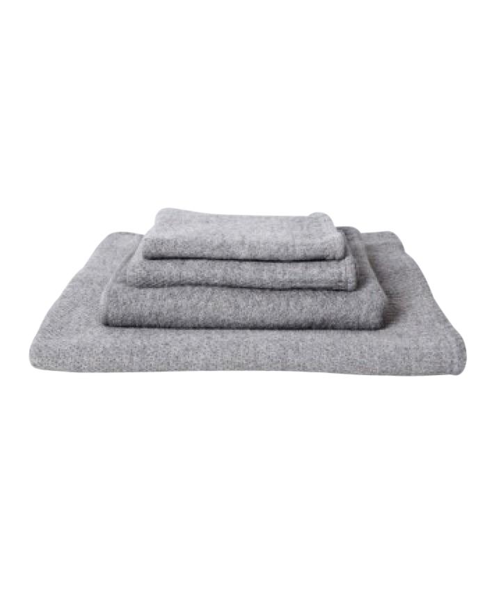 Fine Weave Towel grey
