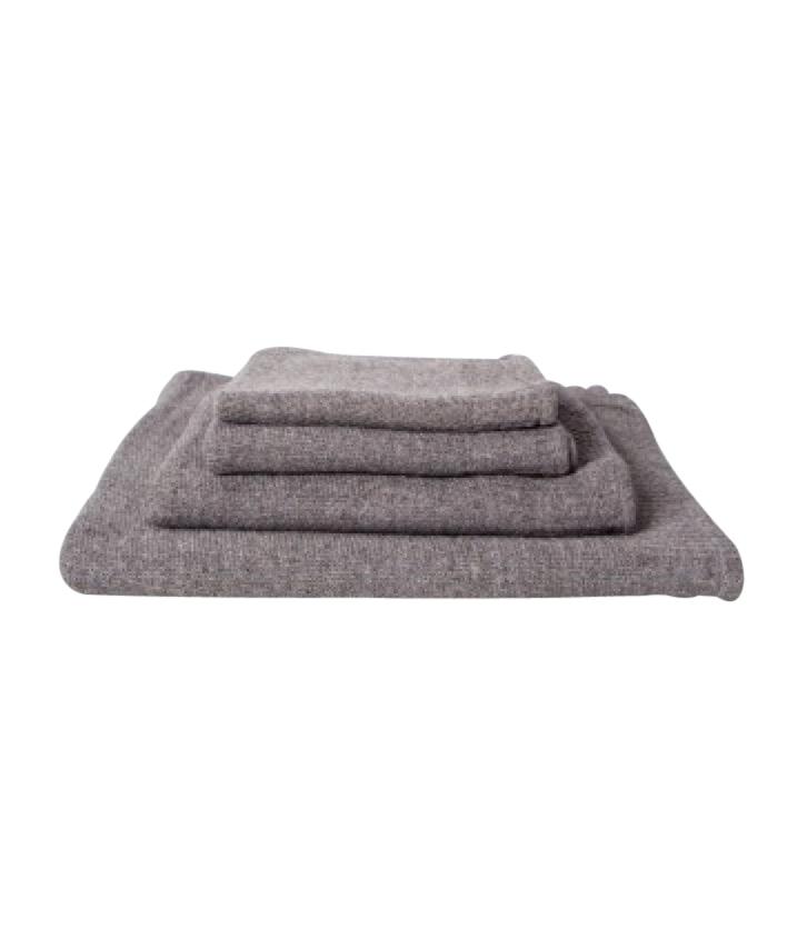 fine towel brown