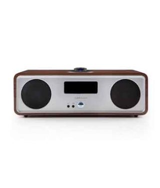 R2 Music system walnut
