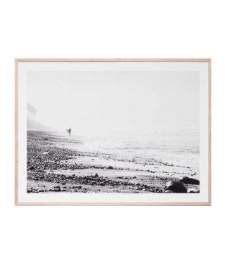 california beach print