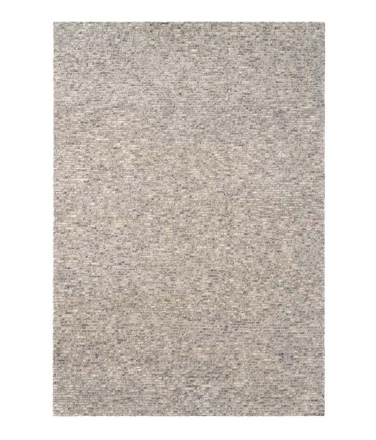 husk weave rug - mist