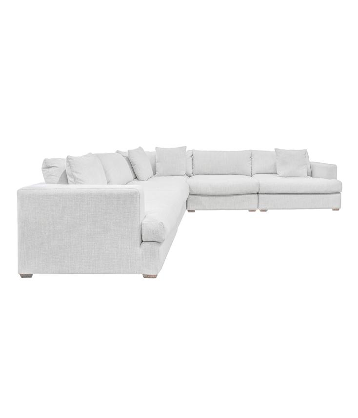 islander jumbo modular sofa