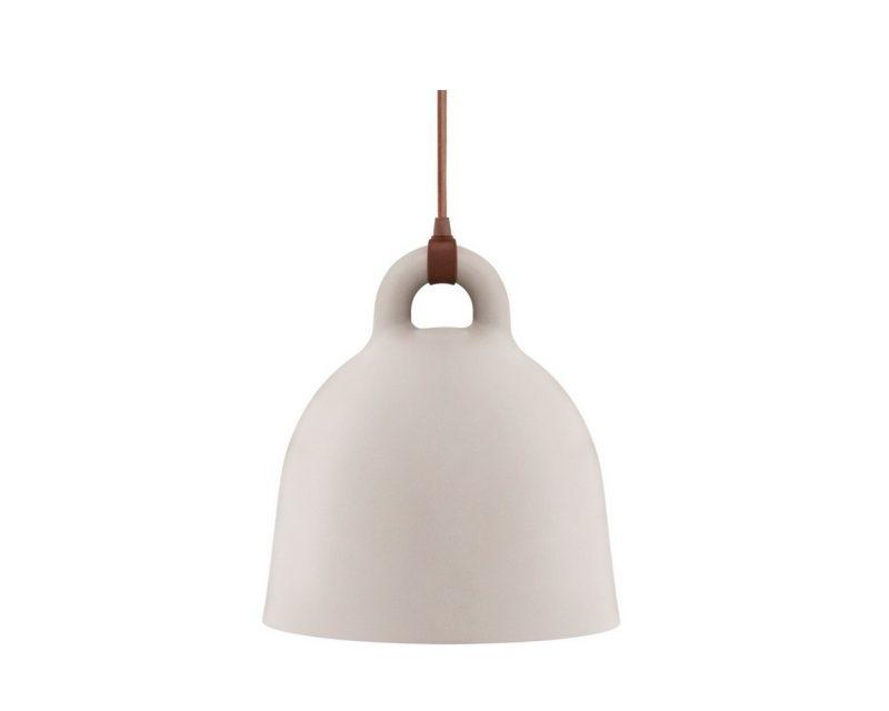bell pendant lamp sand