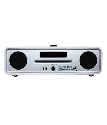 R4 music system white