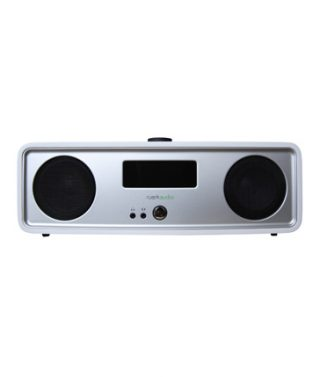 R2 music system white
