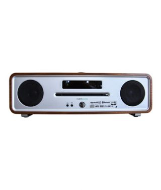 R4 music system walnut