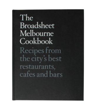 the broadsheet Sydney cookbook