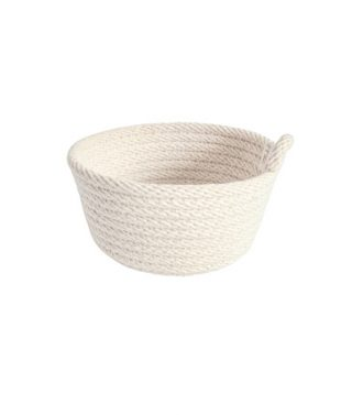 Cotton rope bowl large